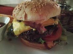 Burger Tallinn: Im Traditionsrestaurant Peppersack   Hubert-testet