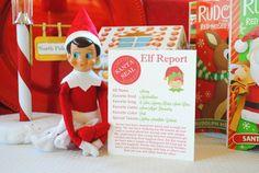 "Photo 8 of 15: Elf on the Shelf North Pole Breakfast / Christmas/Holiday ""Elf on the Shelf North Pole Breakfast"""