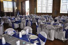 Wedding Decor Blue And Silver Utah Wedding Decor & More
