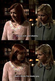 Willow Rosenberg <3 on Buffy the Vampire Slayer