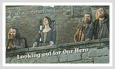 #UKOutlandersPrimed ~ Hero needed - now! @Outlandish_UK @AmazonVideoUK