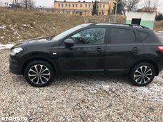 Nie Uszkodzony Nissan Qashqai - Pierwszy właściciel, Czarny, Nie Metalik, Perłowy, Benzyna, 117 KM, 1 600 cm3. ABS,  CD, ABS,  Centralny zamek, ABS,  CD, ABS,