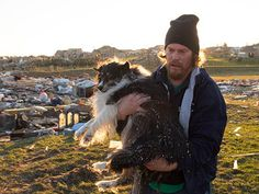 'It's unreal': Man finds dog alive in rubble left by tornado