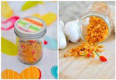The Cheese Thief: Thai Fried Garlic (Gratium Jiew) Recipe and a DIY Mason Jar Spout