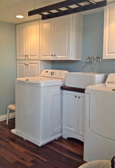 Love That Laundry 10 Great Garage Conversions On Hgtv