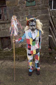 "Másk & Costume of Cantabria, Spain  2014 - Parade ""Vijanera de Silió, Molledo"" , Cantabria, Spain 2014. | Flickr - Photo Sharing!"