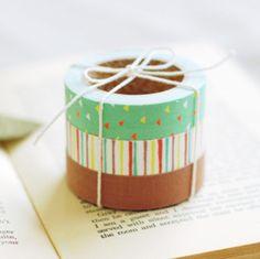 Omiyage Blogs: DIY: Customize Your Washi Tape