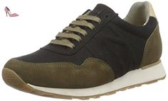 El Naturalista Walky, Baskets Basses Mixte Adulte, Noir (Black Mixed), 42 EU - Chaussures el naturalista (*Partner-Link)