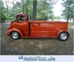 Ford COE Truck