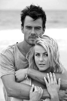 josh duhamel and julianne hough in safe haven....ah, love this movie again, and again