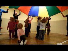 Hravé cviční pro rodiče a děti - Podolí