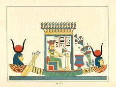 Nut, Sky Goddess, DuBois, 1823
