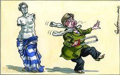 Германия — крупнейший должник ХХ века http://feedproxy.google.com/~r/russianathens/~3/Wd9bZsTC4l0/21445-germaniya-krupnejshij-dolzhnik-khkh-veka.html  Около шестидесяти лет назад в Лондоне было подписано международное соглашение о списании половины долга нацистской Германии.