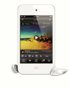Apple iPod touch 64 Go Blanc (4ème génération) | Your #1 Source for Mobile Phones, MP3 Players & Accessories