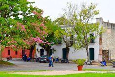 Colonia del Sacramento Square