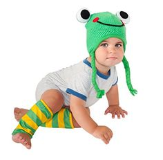 Rubies Costume Co Babys Frog Costume Kit Green 612 Months