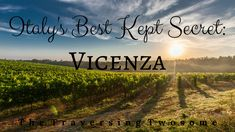 Italy's Best Kept Secret: Vicenza – The Traversing Twosome Best Kept Secret, Travel Articles, England, Italy, France, Explore, Adventure, Writing, Beautiful
