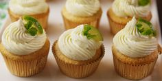 Best Moscow Mule Cupcake Recipe - How to Make Moscow Mule Cupcakes