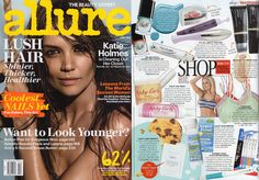 The eye-o-sonic featured in the Allure April 2013 issue
