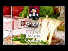 Pizza a la piedra de Avena Quaker | Quaker Chile