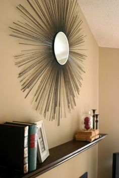 Sunburst Mirror Archives | DIY Show Off ™ - DIY Decorating and Home Improvement Blog