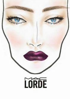 Lorde para MAC