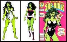 AGENT OF S.T.Y.L.E. –\ GAMMA RAY GLAMOR WITH SHE-HULK: PART 1!