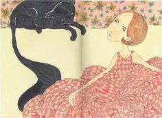#ceciliamurgel, #illustration, #ilustracao