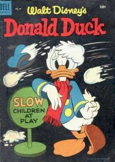 Disney - Dell - Children - Duck - Snowball