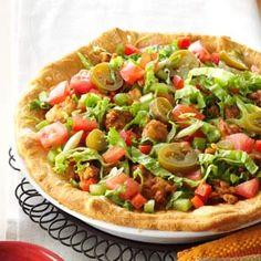 Chicken Taco Pie Recipe