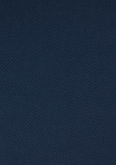 Haven Herringbone #fabric in #navy from the Portico collection. #Thibaut