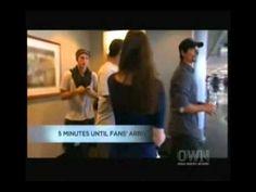 Backstreet Boys Oprah 25th Season Behind the Scenes