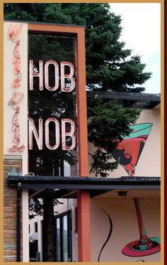 The HobNob  277 S. Sheridan Road  Racine, WI 53403  262.552.8008  Hours: Tu - Th 5-9pm  Fri & Sat 5-10pm  Sunday 4:30-9pm  bar opens 1/2 hour prior to dinner service. Enjoy cocktails overlooking Lake Michigan. Reservations Accepted.
