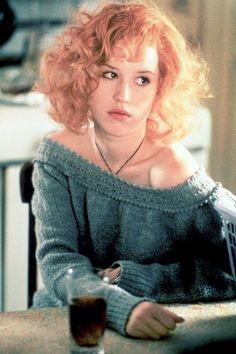 Molly Ringwald in Fresh Horses, 1988 / Lady Hollywood