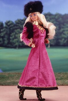 Russian Barbie® Doll 1st Edition | Barbie Collector