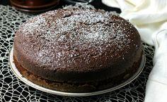 TORTA AL CACAO MORBIDISSIMA ricetta torta senza latte e senza burro