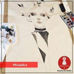 Mais um instagram incrível que a gente indica por aqui para você se inspirar @_connielim_! A ilustradora de Los Angeles especialista em moda já viveu nos quatro cantos do mundo e tem clientes fashion espalhados em todos eles. Vale conferir! #deniseaguiarmoda #moda #modabh #curso #cursomodabh #savassi #belohorizonte #designdemoda #desenho #estilismo #ilustraçao #fashiondesign #fashiondraw #fashiondesigner #illustration by deniseaguiarmoda