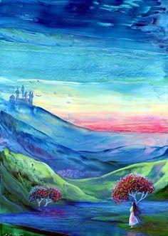 Far far away #fairytale