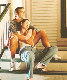 Doug Ross & Carol Hathaway | ER (1994 - 2009)  #georgeclooney #juliannamargulies #couples
