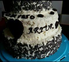 Torte 65. Hochzeitstag Cake, Desserts, Food, Pie Cake, Meal, Cakes, Deserts, Essen, Hoods