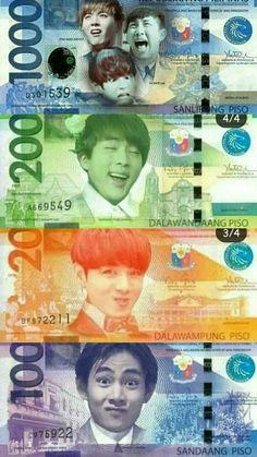 Need Money Meme - - Modern Money Box - Money Background Illustration Bangtan V, Bts Jungkook, Bts Memes, Funny Memes, Bts Aesthetic Wallpaper For Phone, Bts Wallpaper, Money Meme, Money Sign, V Chibi