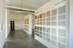 Salas de exposición - Antolini