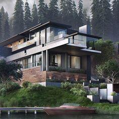 Forest House by Jorge Hrdina Architects render @inkpixel_studi #Archviz #3Drendering #australiahttp://ift.tt/2eEJz9B  #amazingarchitecture #architecturehttp://ift.tt/1BfEixDhttps://www.twitter.com/amazingarchihttp://ift.tt/2eEMvTG #design #contemporary #architecten #nofilter #architect #arquitectura #iphoneonly #instaarchitecture #love #concept #Architektur #architecture #luxury #architect #architettura #interiordesign #photooftheday #instatravel #travel #instagood #instamood #archimodel…