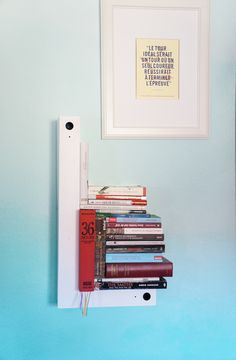 DIY Anleitung: Wand im Ombre Look // home diy: how to paint an ombre effect on your wall via DaWanda.com