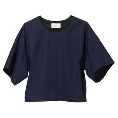 3.1 Phillip Lim's perfectly designed crop top that hits right below the navel.