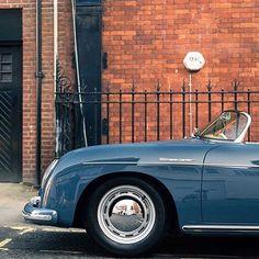 The beautiful Porsche 356a Speedster #windscreen #windscreen http://windblox.com/