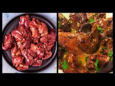 Cum gatim ficat de pui ca sa nu iasa sec, uscat si amar How To Cook Chicken, Pork, Beef, Cooking, Youtube, Romanian Food, Pork Roulade, Meat, Cuisine