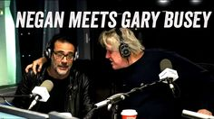 An uncomfortable Jeffrey Dean Morgan meets the legendary Gary Busey in the best 30 minutes of radio ever.