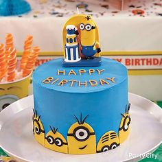 Mischievous Minions Treats Ideas - Party City