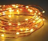 LED Copper String Light - Warm White
